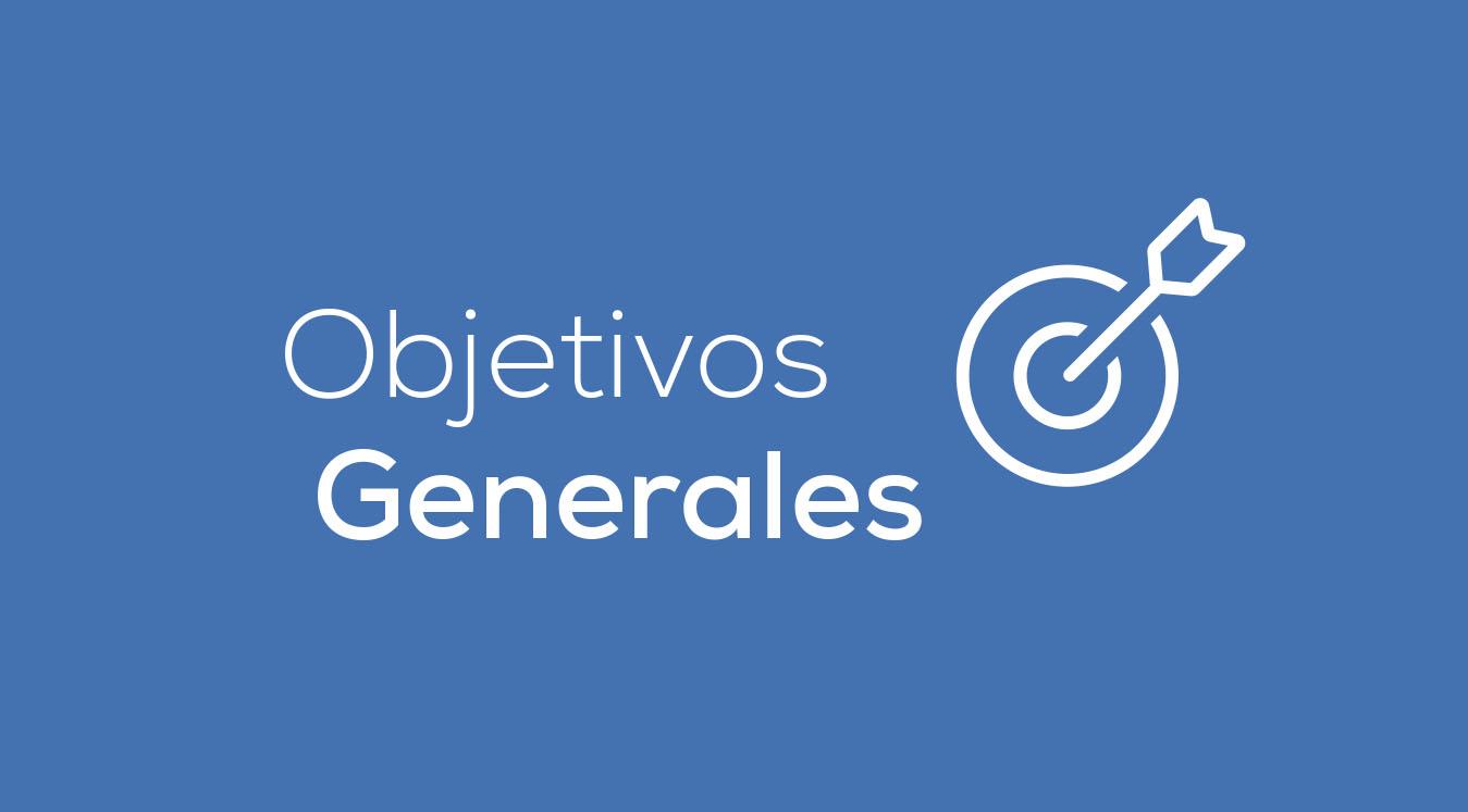 objetivos generales delegación mayores